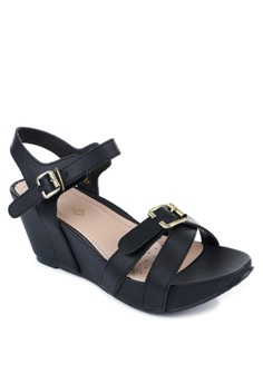 Lupe Wedge Sandals