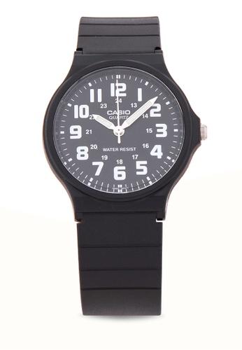 Casio black Analog Watch MQ-71-1BDF CA076AC11LRWPH_1