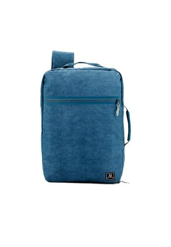 MORAL blue Enzo Convertible Sling - Demin C4121ACF150BB4GS_1