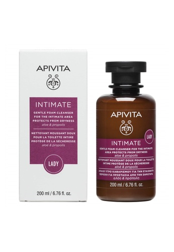 APIVITA Apivita Gentle Cleansing Gel for the Intimate Area for Extra Pro 200ml 8B4ABBE63664A3GS_1