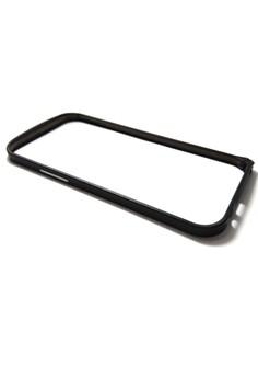 Sleek Metal Bumper for HTC One M8 (Black)