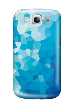 Stained Glass Glossy Hard Case for Samsung Galaxy S3
