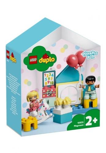 LEGO multi LEGO DUPLO Town 10925 Playroom (17 Pieces) BE930TH5F90F7BGS_1