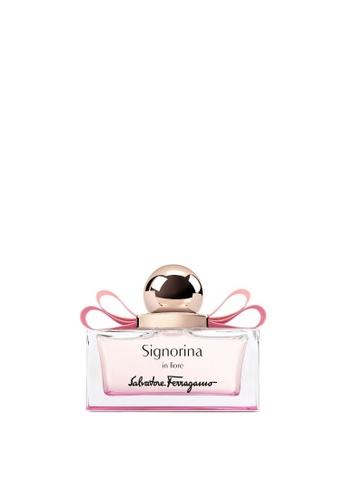 Salvatore Ferragamo Signorina In Fiore EDT 50ml 95563BE36FCD89GS_1