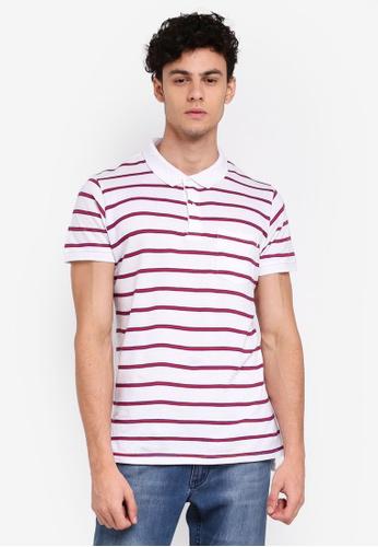 Cotton On white Icon Polo Shirt B5B60AA62F4D4BGS_1
