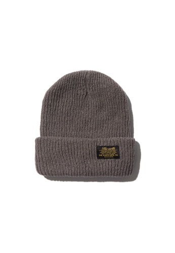 The Earth grey OG BEANIE - GREY TH763AC43WUEHK_1