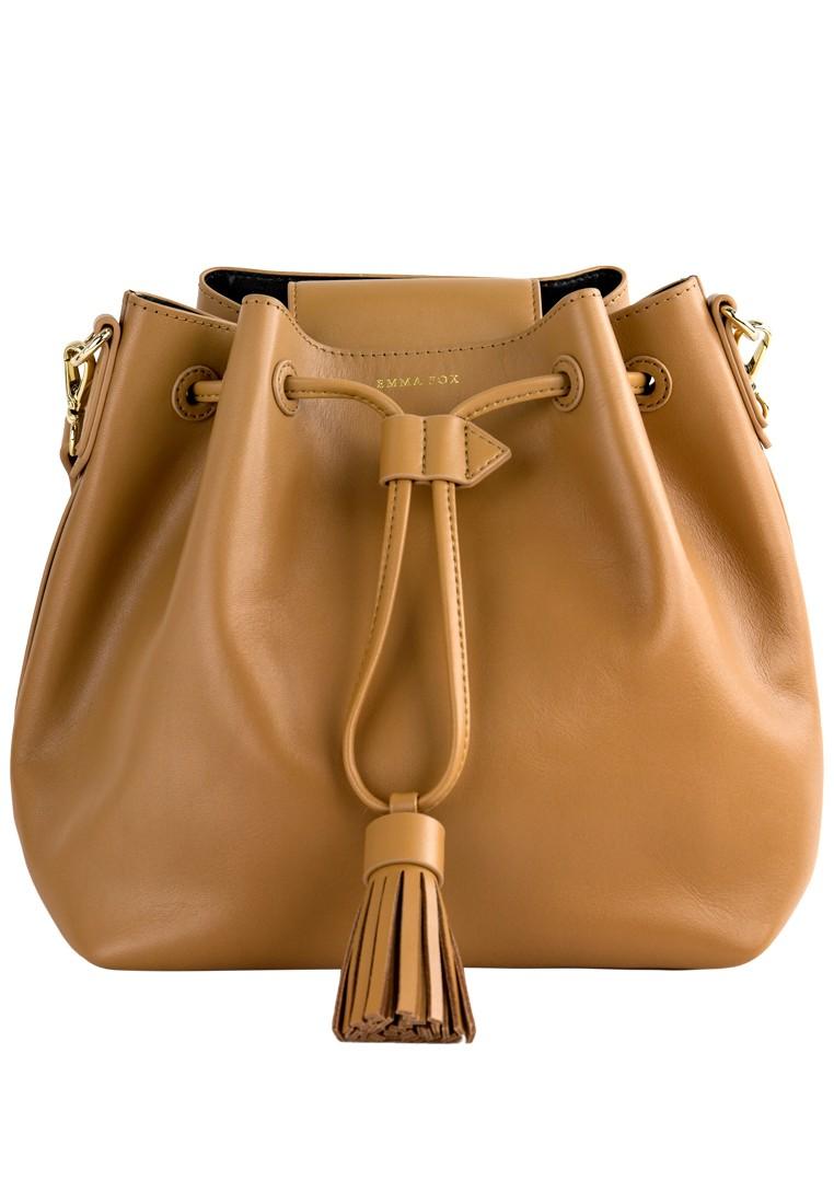 Angeline Leather Shoulder Bag