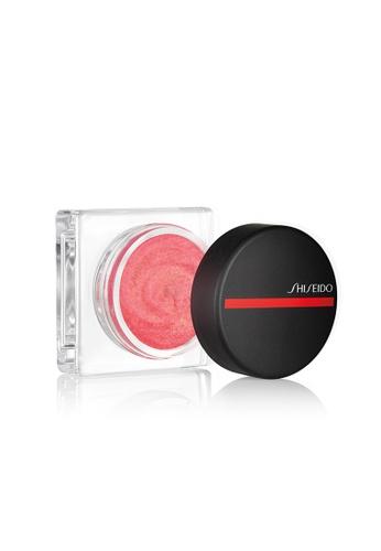 Shiseido pink Shiseido Makeup Minimalist WhippedPowder Blush,01 Sonoya 48BABBE6401B02GS_1