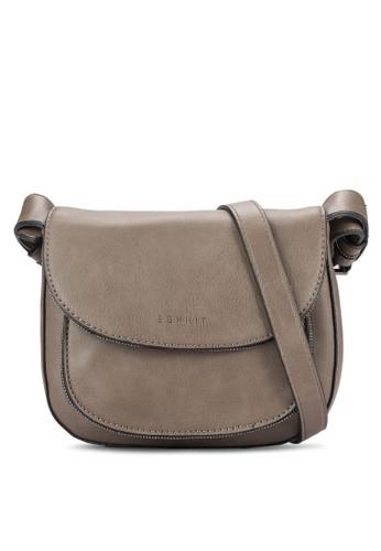 Izumi 翻蓋仿皮肩背包、 包、 包ESPRITIzumi翻蓋仿皮肩背包最新折價