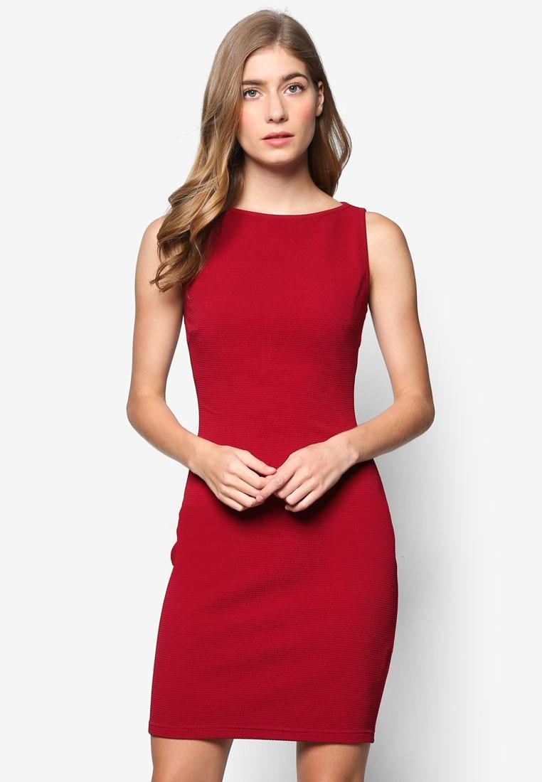 Essential Sleeveless Bodycon Dress
