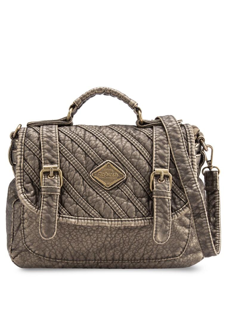 Slouch Messenger Bag