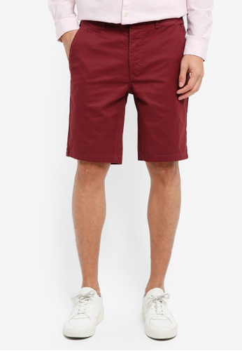 River Island purple Taylor Chino Shorts 29706AAE80E835GS_1