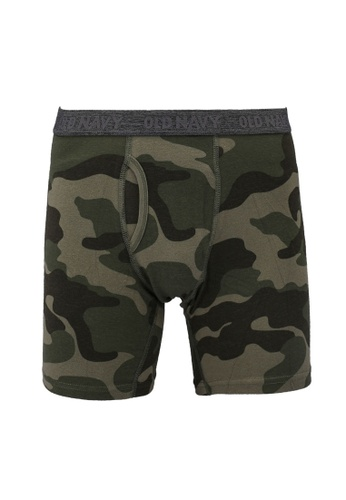Old Navy green Soft-Washed Boxer Briefs 9CA6BUSEE1F116GS_1