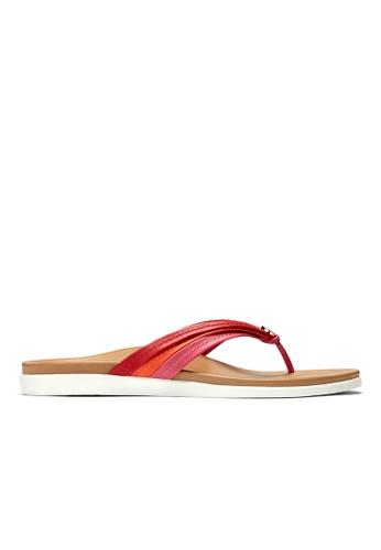 Vionic pink Catalina Toe Post Sandal C6E4DSH5528567GS_1
