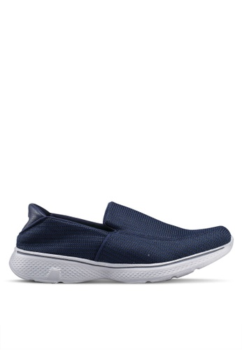 UniqTee 藍色 Lightweight Slip-On Sport Shoes Sneakers C1F36SHF8419AAGS_1