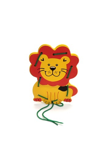 Jean Edu Toys multi Papan Jahit Singa 57125THF5F60FDGS_1