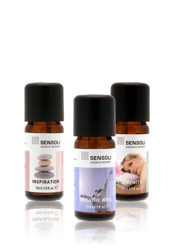 Sensoli Aromatherapy Sensoli Aromatherapy UK - Premium Essential Oil Blend Bundle of 3 63366HLBF89882GS_1