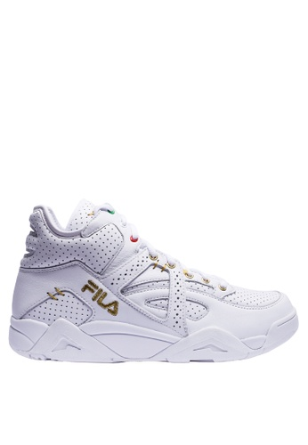 38c5a3f3e2f Buy Fila Classic BB-CAGE Sport Shoes Online on ZALORA Singapore