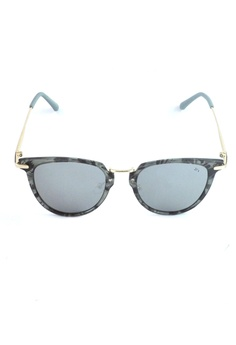 3140712964e 2i's to eyes silver Sunglasses Polarized│Vintage Round Silver Frame│UV400  Protection│2is