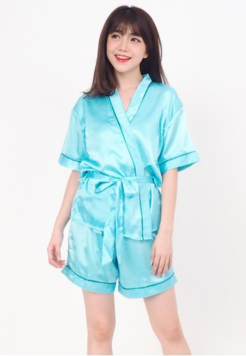 Pajamalovers Karlee Blue
