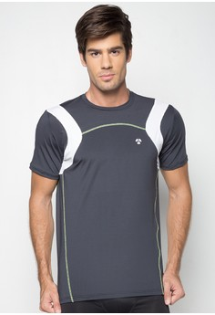 Henji Multi Paneled T-shirt