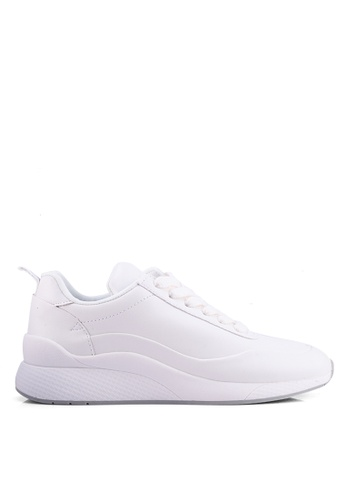 Vero Moda 白色 Alma Sneakers 64915SH44409E3GS_1