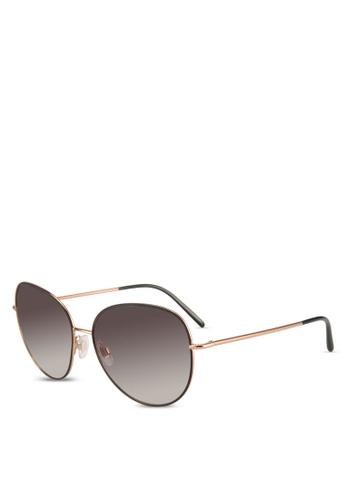 Dolce & Gabbana black Dolce & Gabbana DG2194 Sunglasses BC13CGLA003A59GS_1