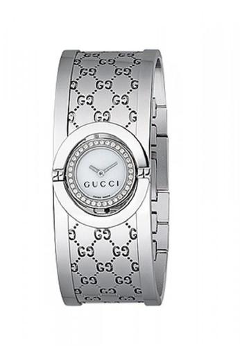 Gucci silver GUCCI 112 THE TWIRL WOMEN'S WATCH 25652ACB05D0E7GS_1