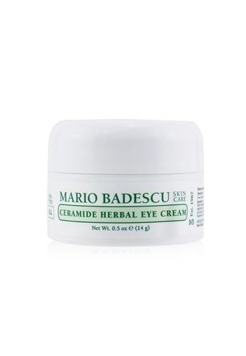 Mario Badescu MARIO BADESCU - Ceramide Herbal Eye Cream - For All Skin Types 14ml/0.5oz 39584BE8611FD4GS_1