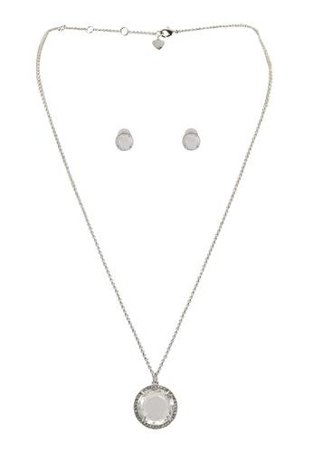 ALDO white Haclya Necklace 8C5B4AC2E15887GS_1