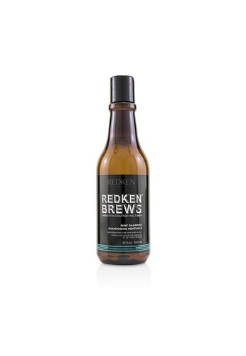 REDKEN REDKEN - Brews Mint Shampoo (Invigorating For Hair and Scalp) 300ml/10oz F2F46BE70A2770GS_1