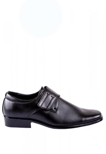 Otto black Velcro Strap Shoes 6A171SH677A609GS_1
