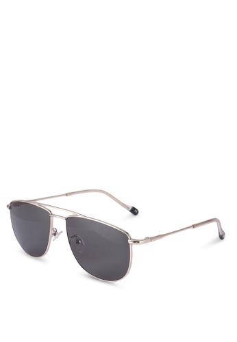 Le Specs gold Rampant 2087213 Sunglasses 79B34GL3185250GS_1