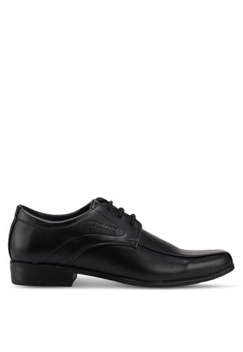 Rocklander black Derby Shoes 029D1SHE5D3A7CGS_1