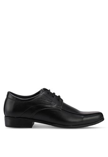 Rocklander black Derby Shoes 029D1SHE5D3A7CGS_1