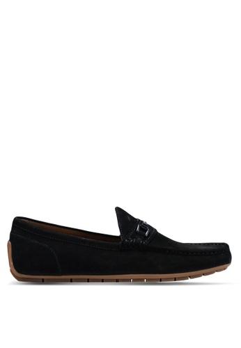 ALDO black Meledor Keeper Loafers ADE26SHC2C47B4GS_1