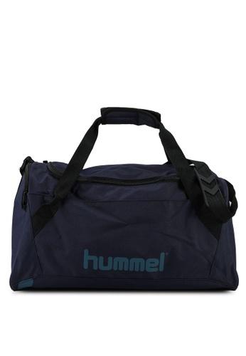 Hummel blue Action Sports Bag S 7E9C1AC3E9C440GS_1