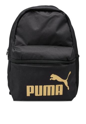 Puma 黑色 Phase Backpack 2735BAC91FAAC8GS_1