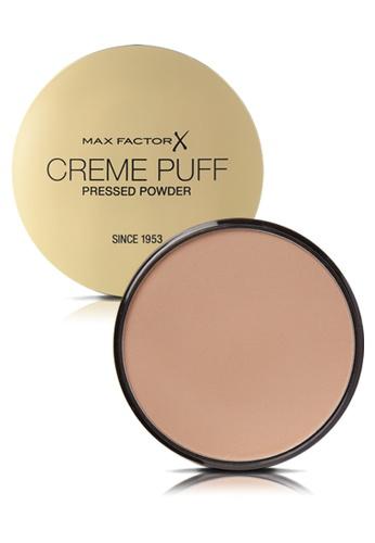 Max Factor beige Max Factor Crème Puff Powder Compact, 21g, 041 Medium Beige 68A28BE2EE8ADDGS_1