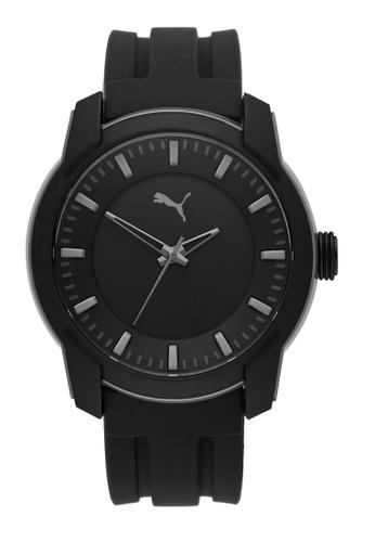 PUMA black Puma 2 Watch P6018 C9777AC8CC40B2GS_1