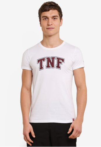 The North Face white Bts Short Sleeve Tee TH274AA0S7JAMY_1