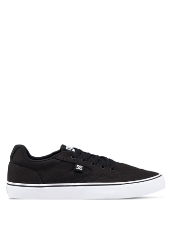 DC Shoes black Rowlan Shoes C9039SHA235FECGS_1