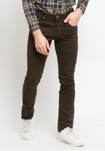 Boy London brown Skinny Jeans Dark Brown 7BFA1AAADE411DGS_1