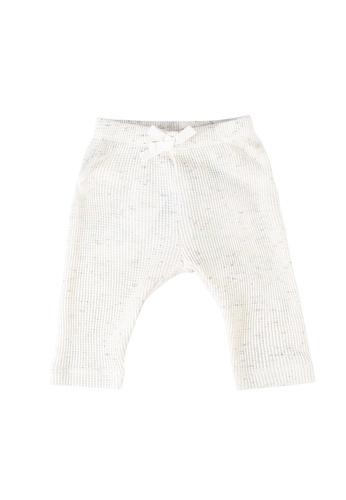 GAP white Mix And Match Waffle Knit Pants 84014KA45CD12DGS_1