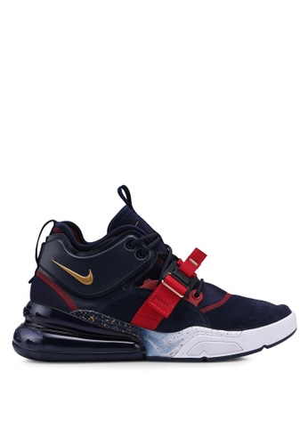 Nike navy Nike Air Force 270 Shoes DAD07SHCFA9560GS_1