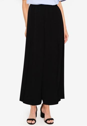 URBAN REVIVO black Casual Trousers 5508BAAE051C66GS_1