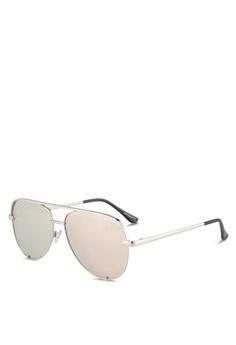 9da58410f07 Quay Australia gold HIGH KEY MINI Sunglasses 91C8BGLBAB26C4GS 1