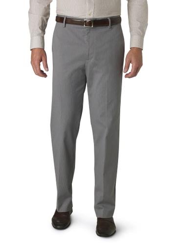 Dockers grey Dockers Iron Free Khaki Pants Grey 1DE55AAE21AF2DGS_1