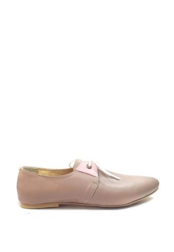 Beauty Shoes beige Beauty Shoes 1127 Flat Cream 6CDB0SH5AB51E7GS_1