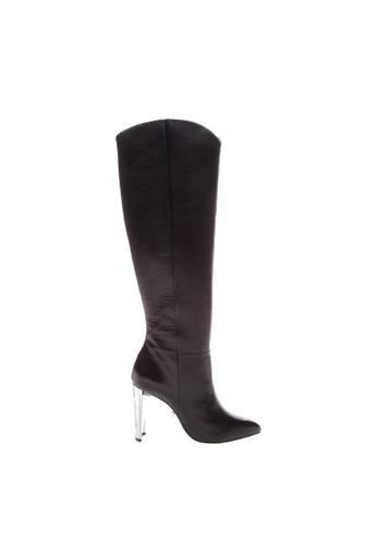 SCHUTZ 黑色 SCHUTZ 高跟長靴 - KAITLYN (黑色) 761A1SH6158574GS_1